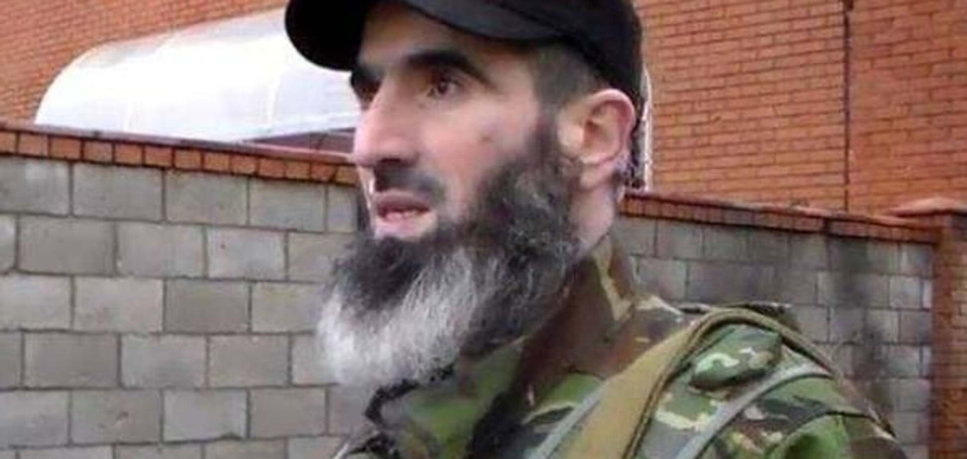 Чеченский доброволец 'Муслим': вы называете это войной, потому что настоящую войну еще не видели