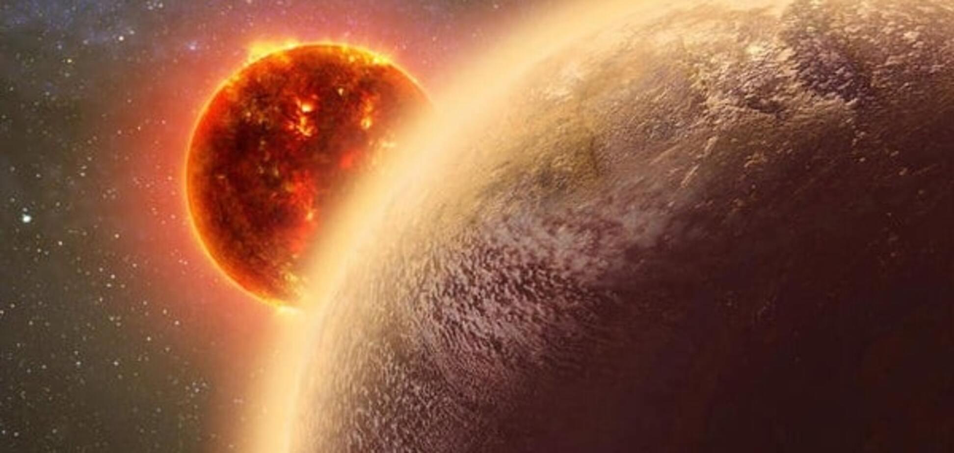 В атмосфере GJ 1132b может существовать кислород. Источник: zn.ua
