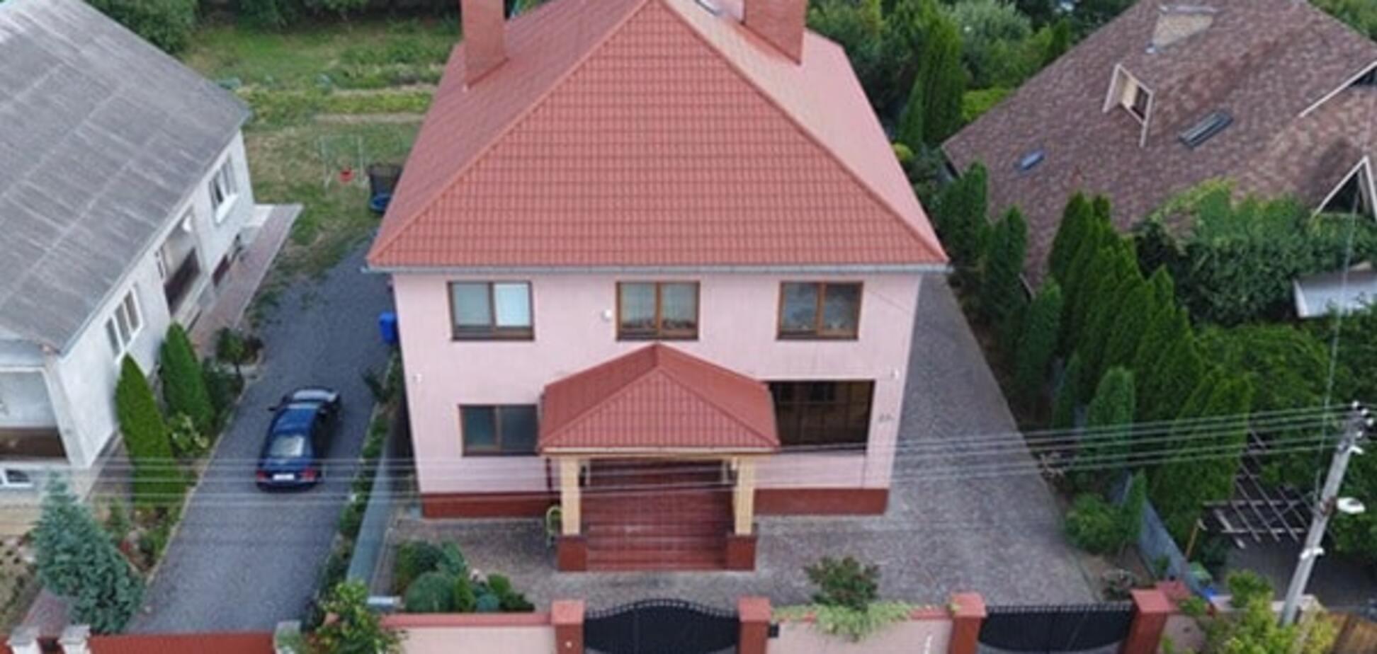 Дом Анны Фазикош