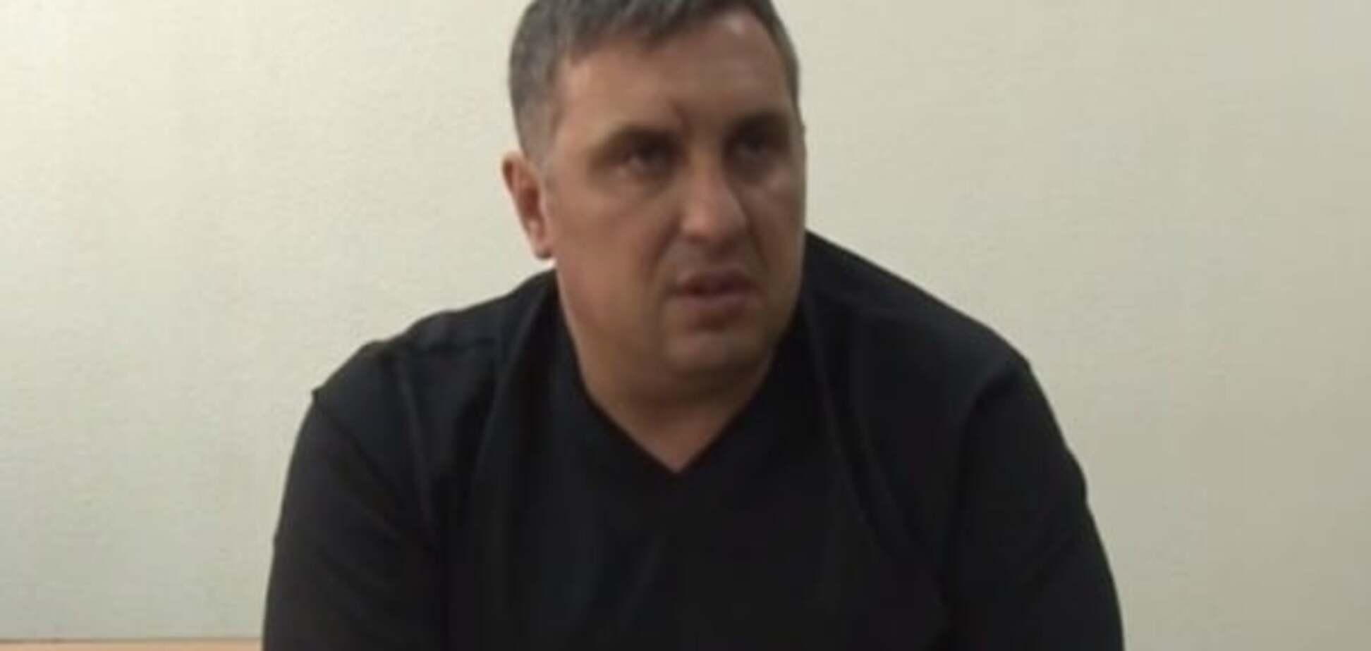 'Рассказал подробности': росСМИ опубликовали новое видео допроса 'диверсанта' Панова