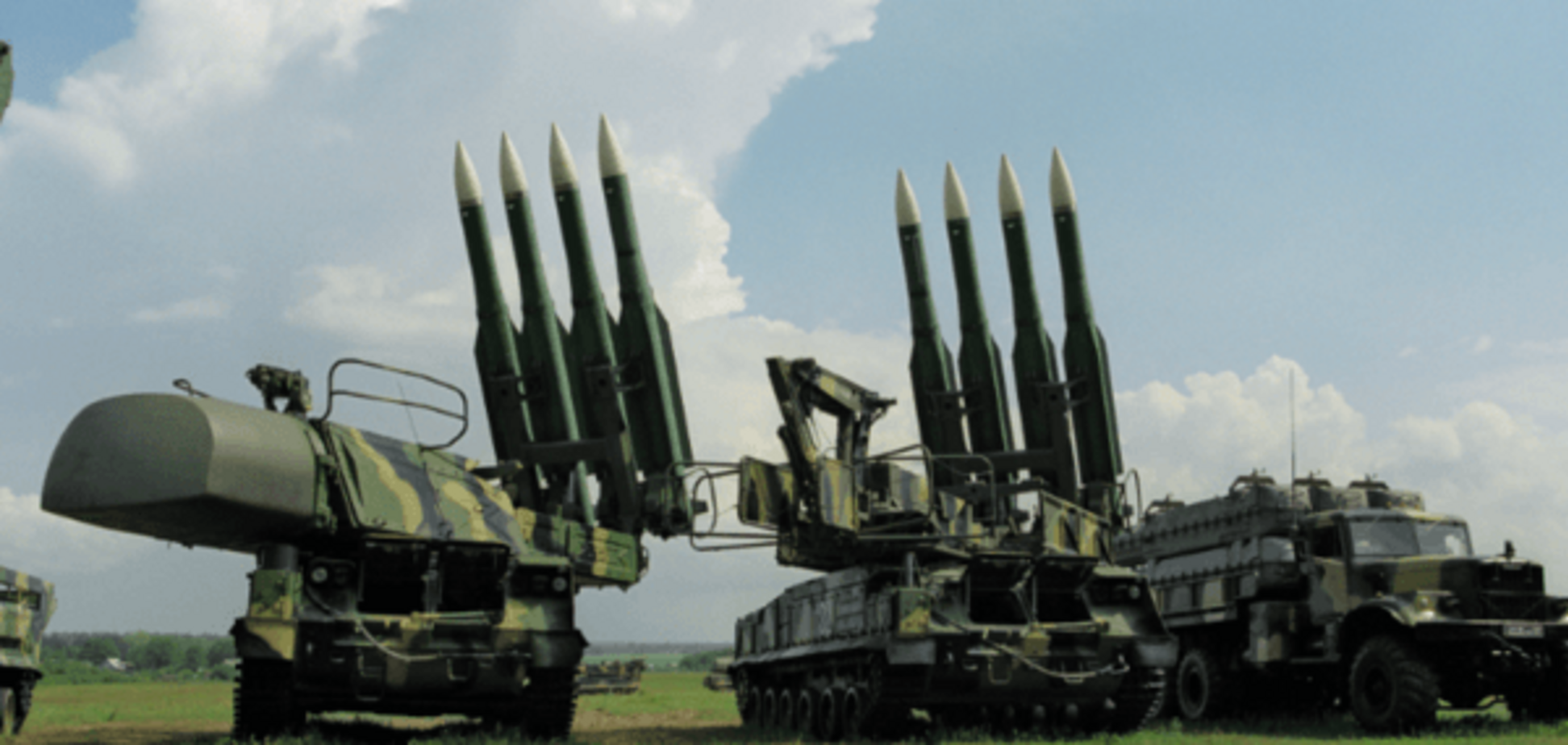 Украинская ПВО