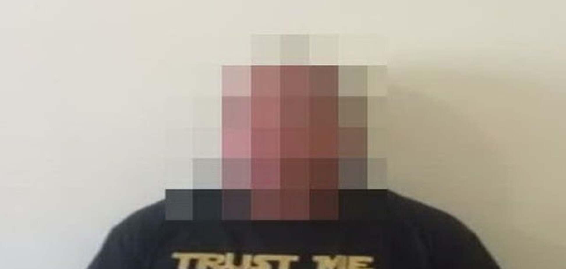 задержание террориста \'ЛНР\'
