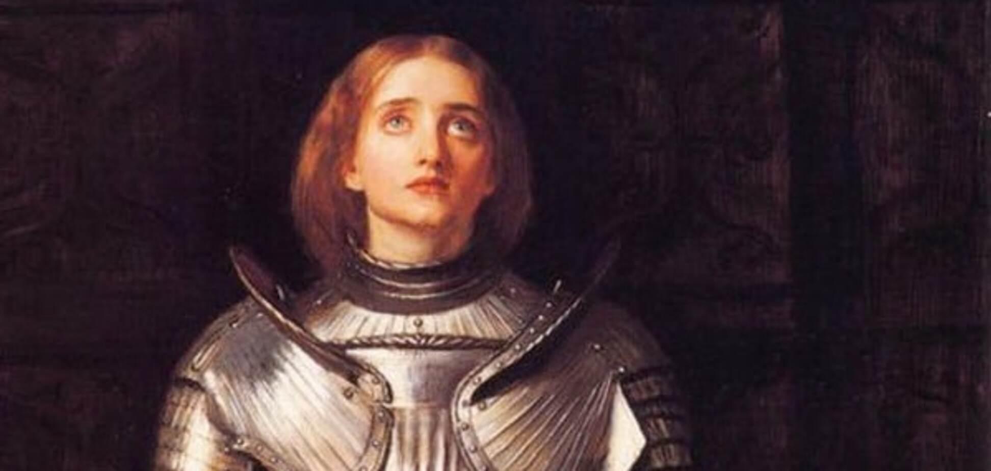 Галлюцинации Жанны д'Арк: ученые раскрыли тайну голосов в голове орлеанской девы