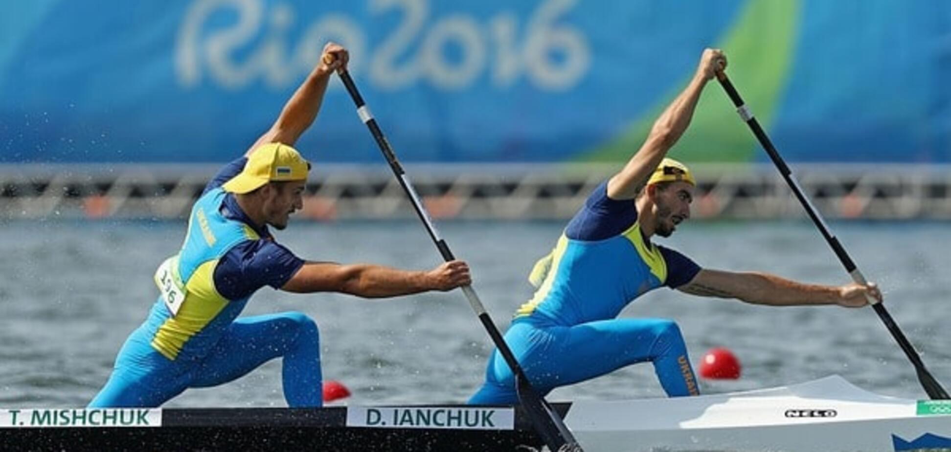 Дмитрий Янчук и Тарас Мищук