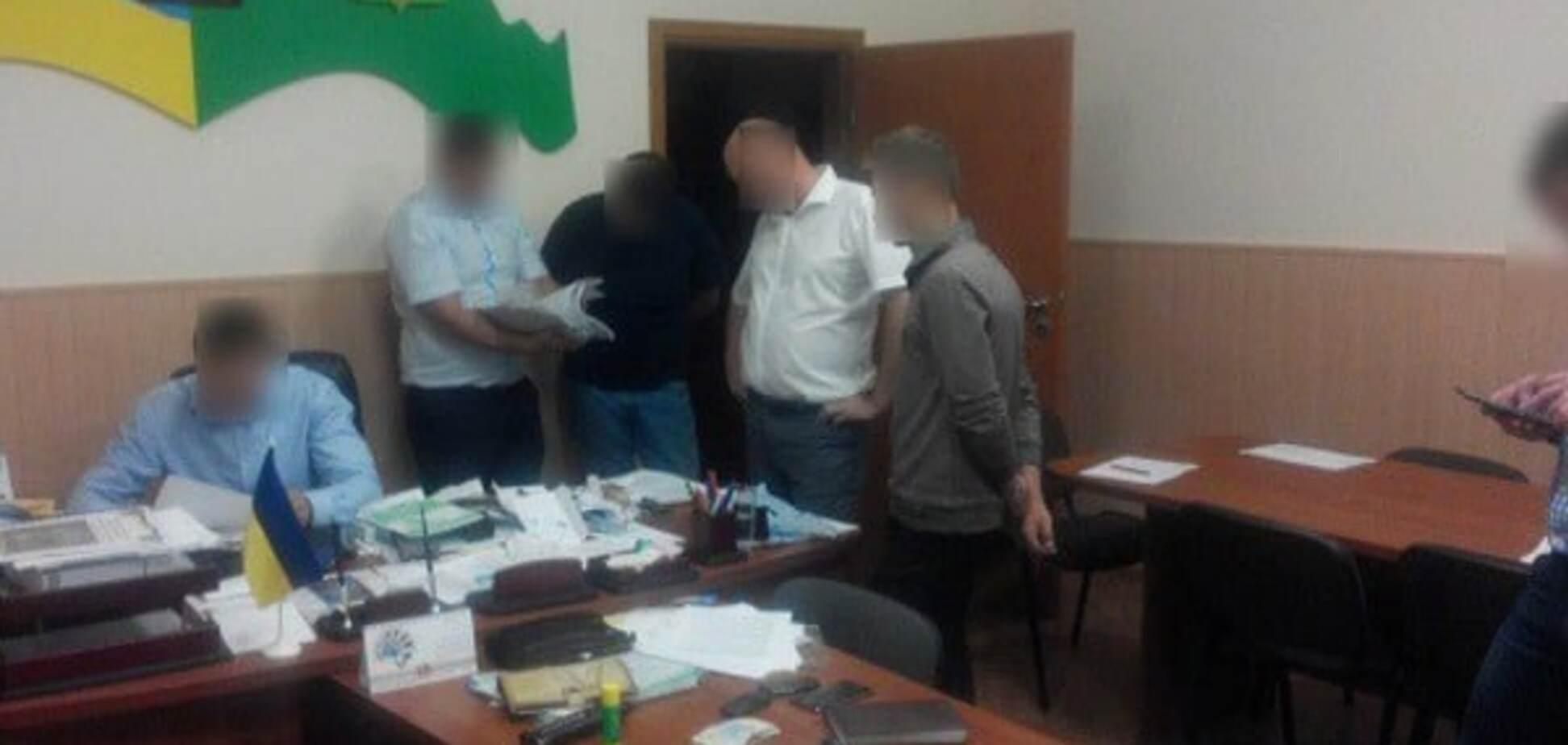 Задержание мэра города Ромны