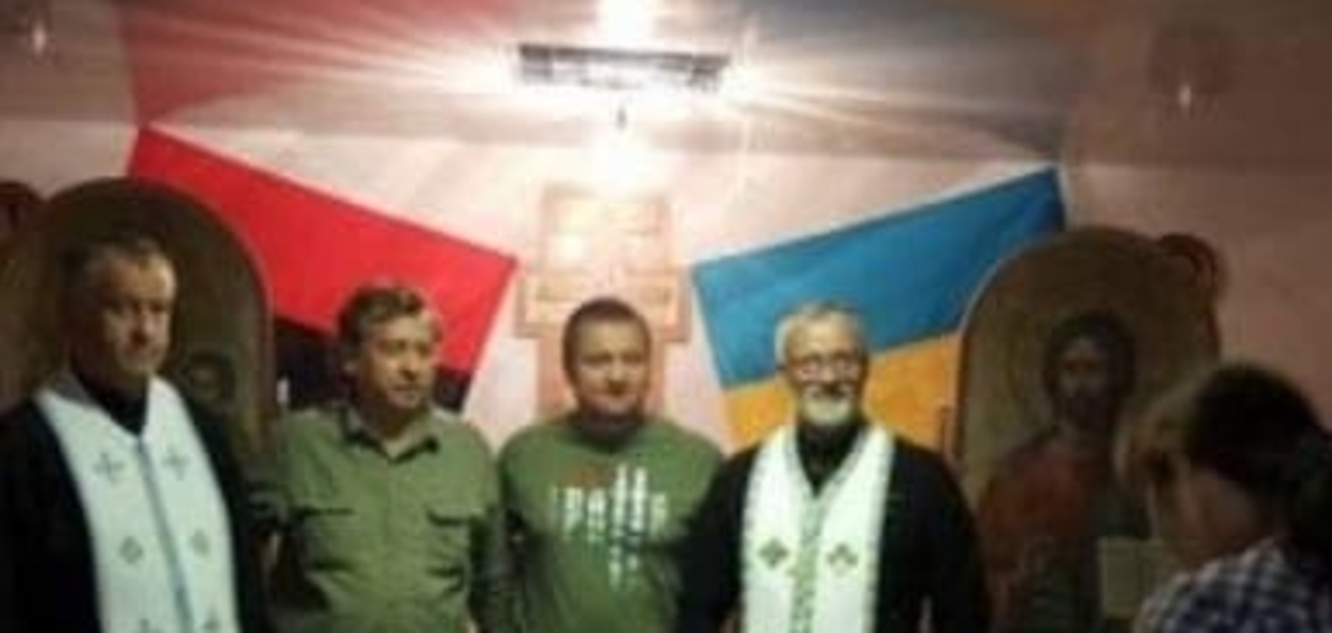 На Запоріжжі хулігани побили капелана і волонтерів із Львівщини