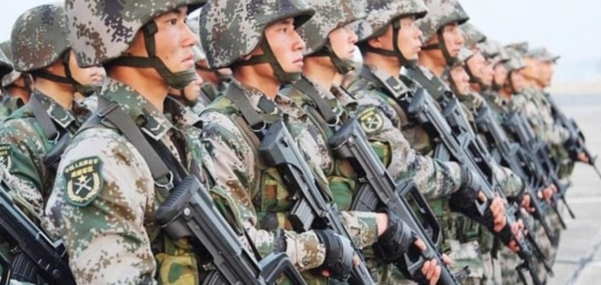 китайська армія