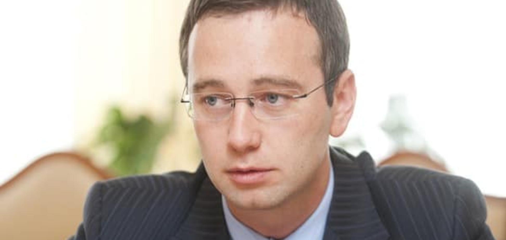Віталій Калюжний