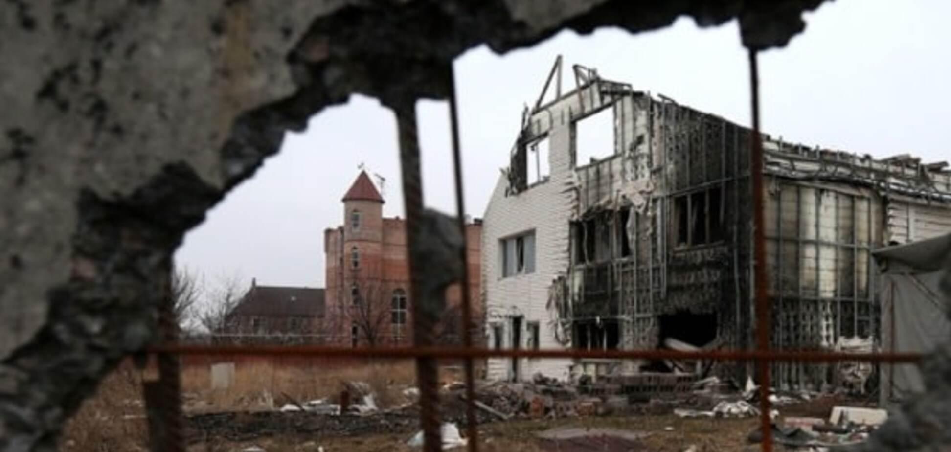 Последствия действий РФ на Донбассе