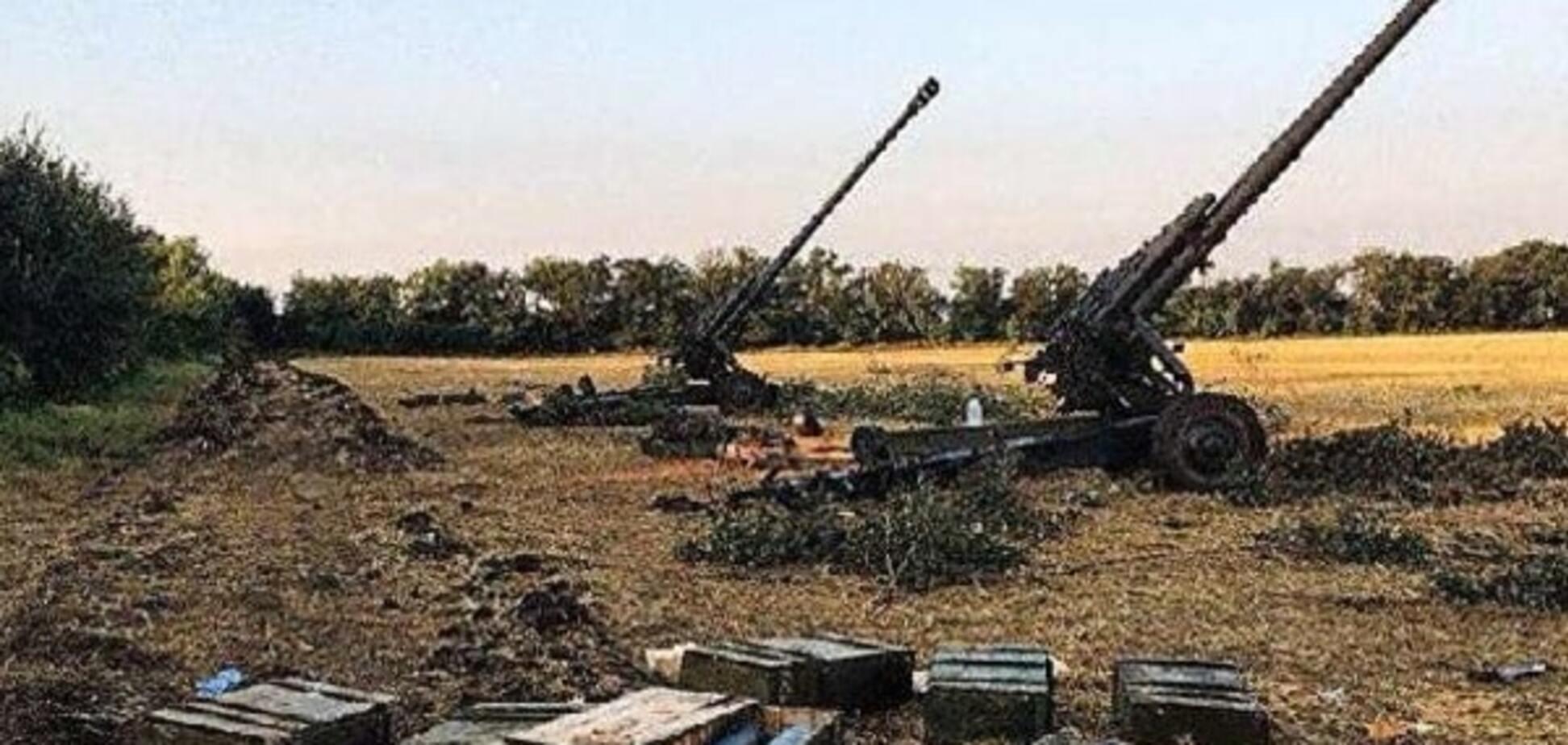 Тяжелая артиллерия