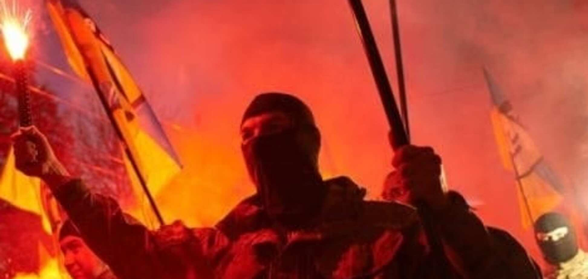 Националисты в Запорожье проведут факельное шествие