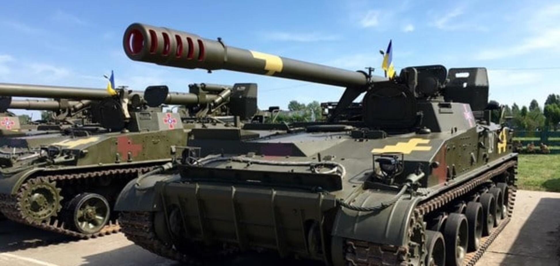 'Не стоило нас задирать': в сети показали фото украинской техники для АТО