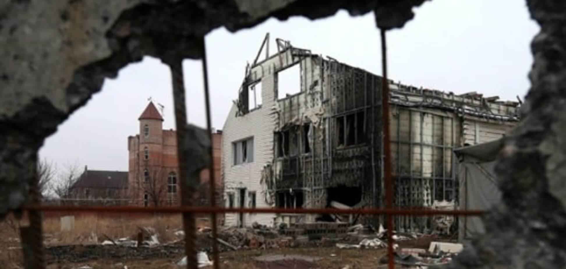 Донбасс разруха