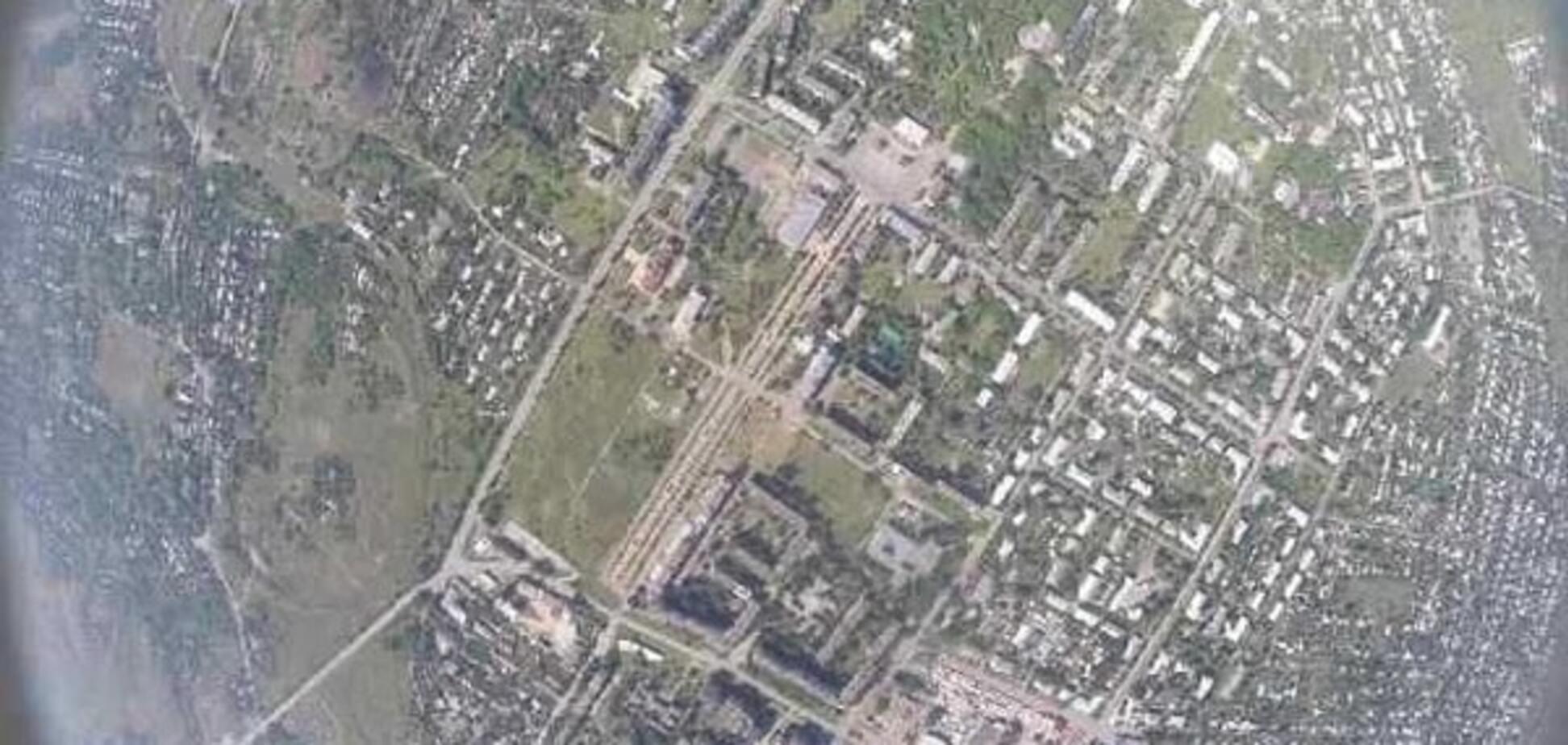 Листовки в Донецке