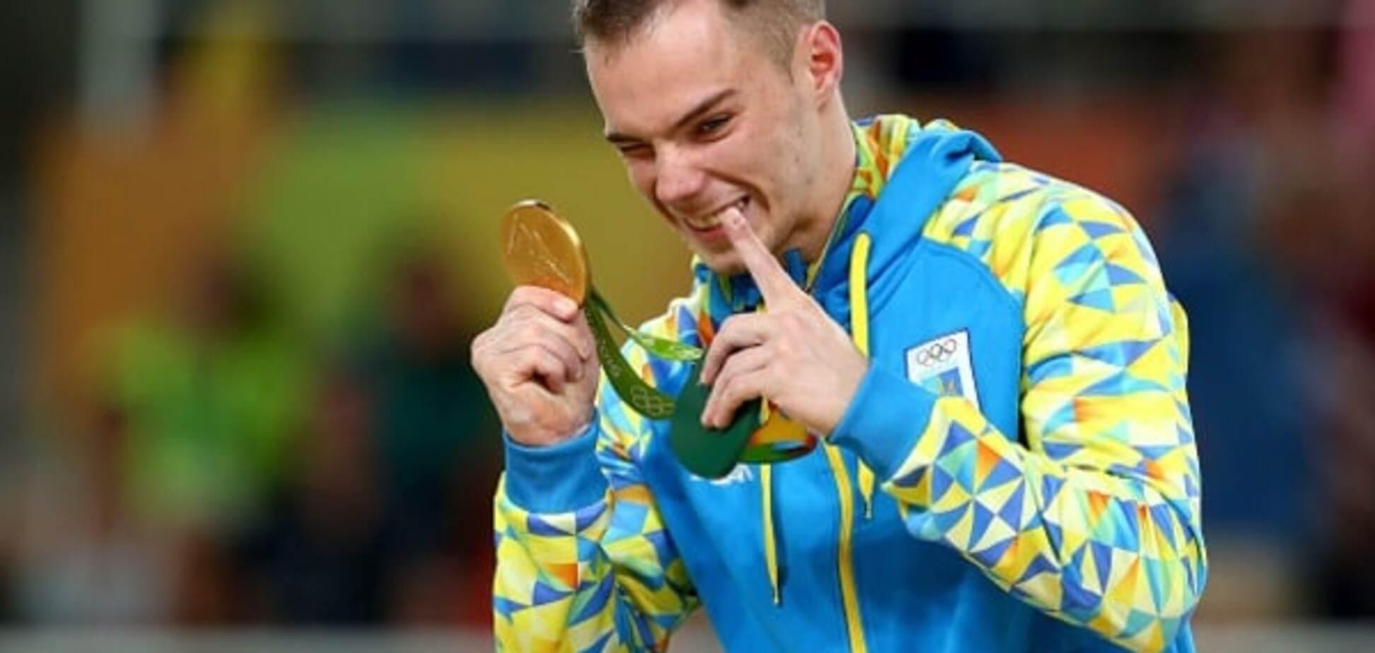 Олег Верняев - олимпийский чемпион Рио