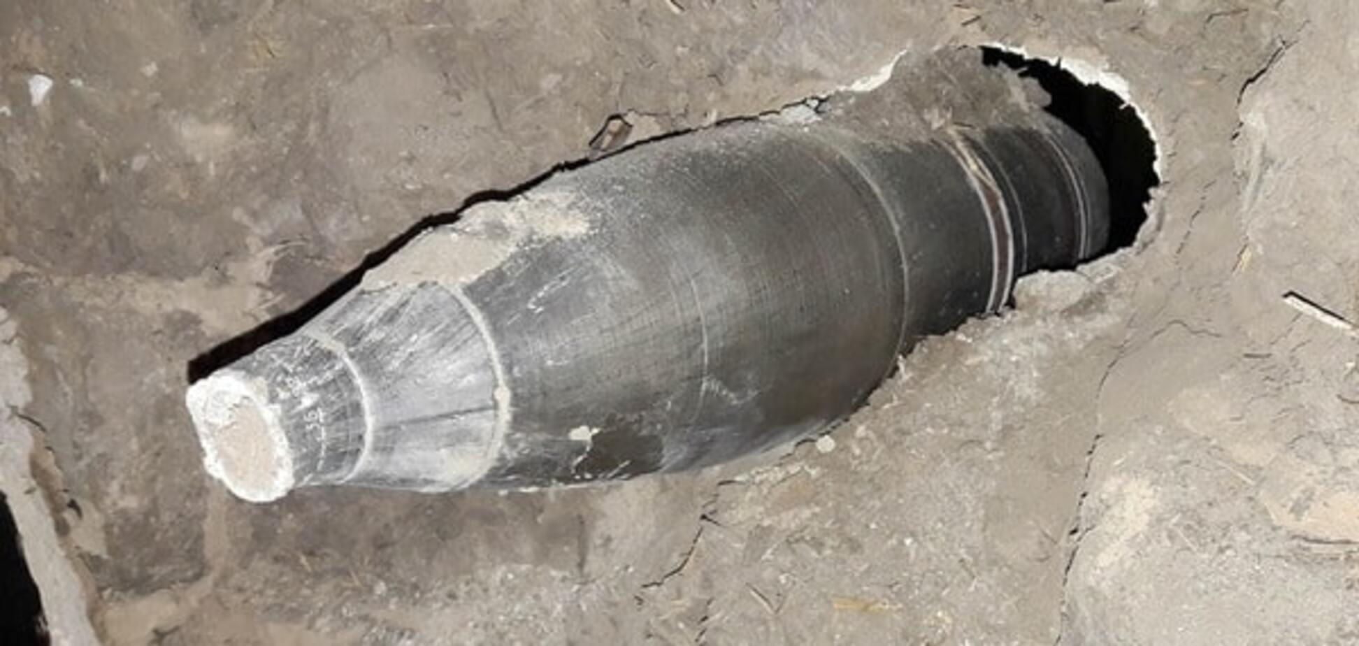 Танковый снаряд