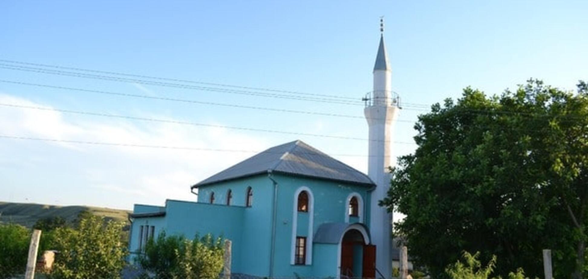 Мечеть Булгъанакъ Бадракъ