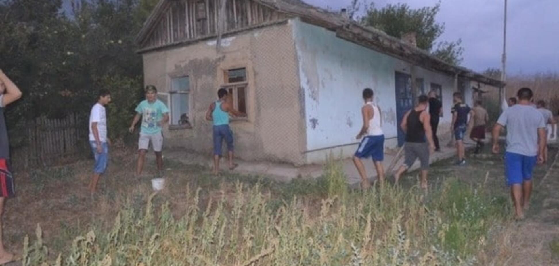 Заворушення на Одещині
