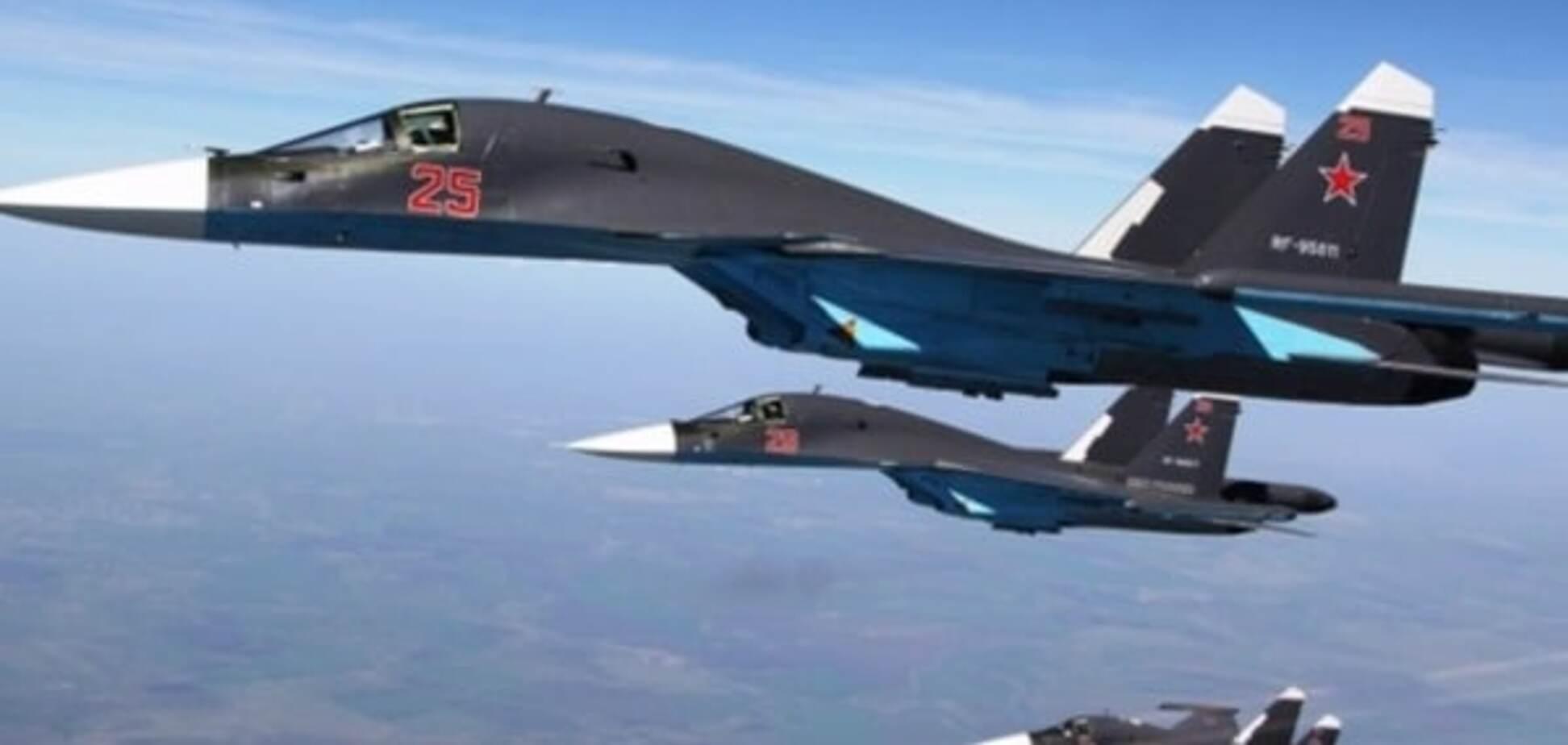 авіація РФ