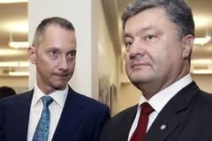 Петро Порошенко, Борис Ложкін