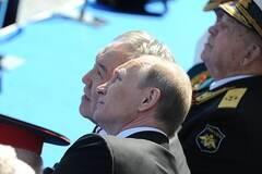 Путін і Назарбаєв
