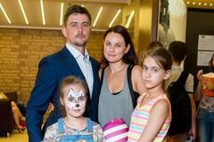 Павел Шилько с семьей