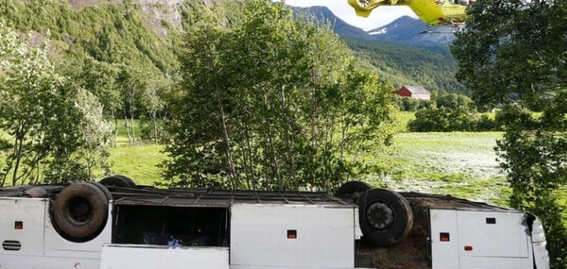 ДТП в Норвегии