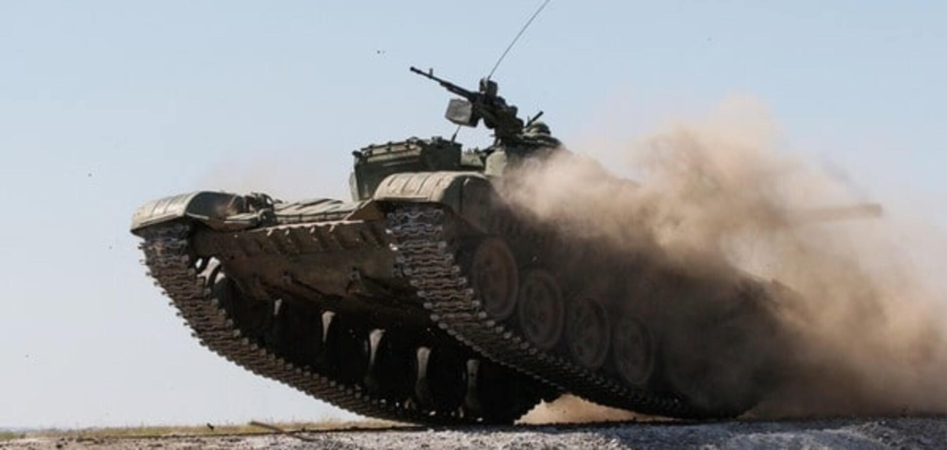 донбас танк