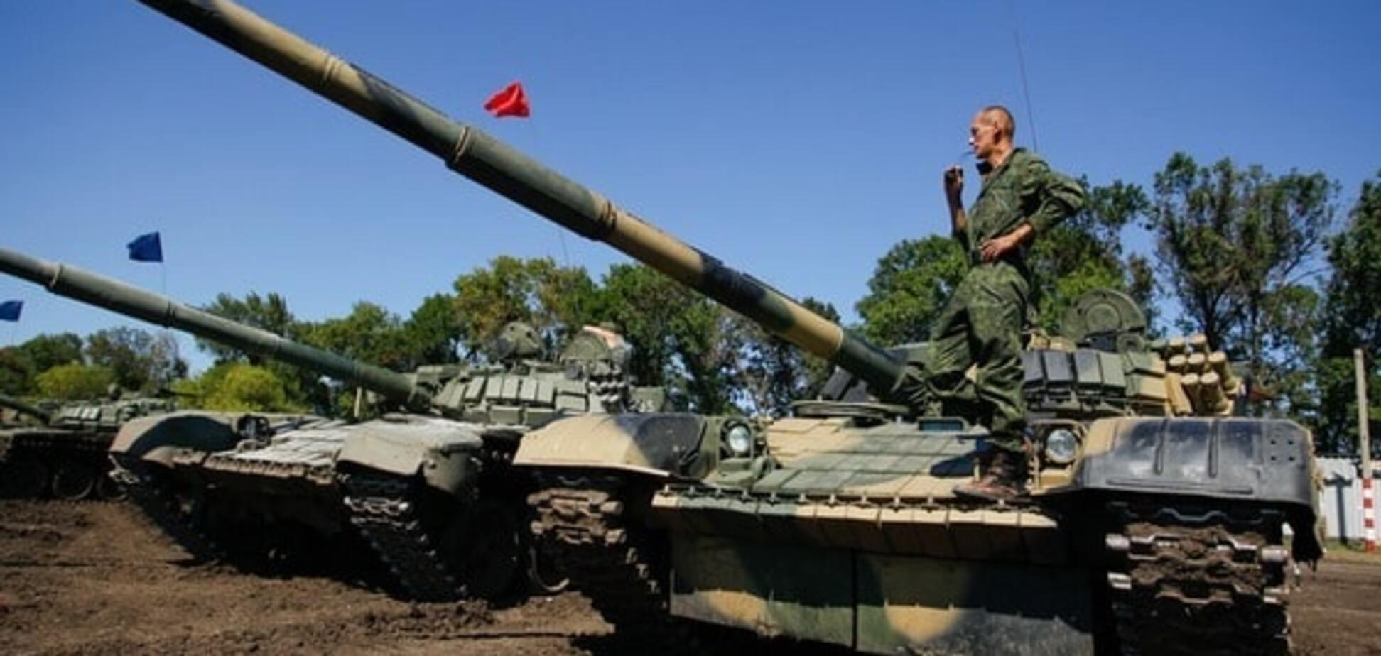 донецк танки