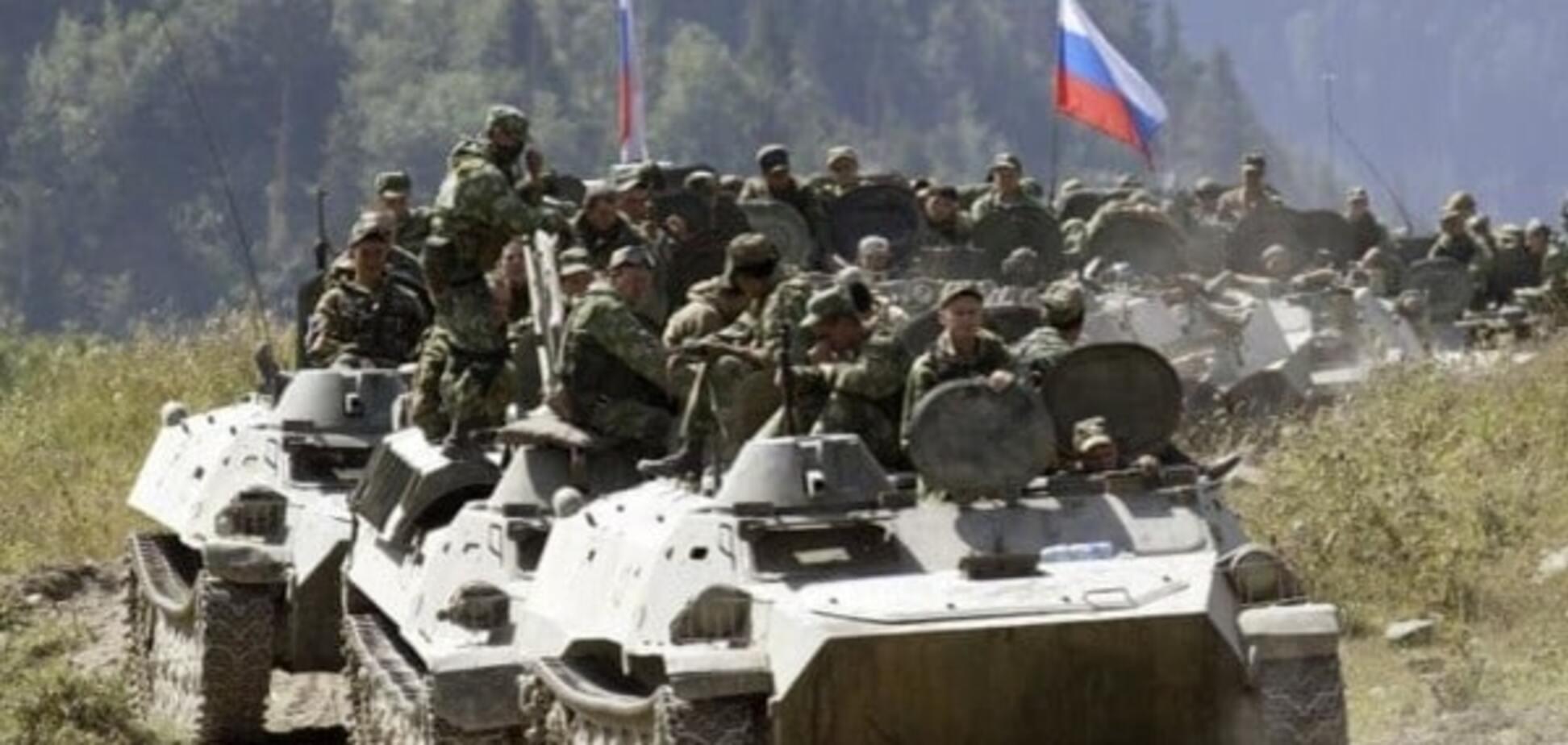 Российские войска в Украине