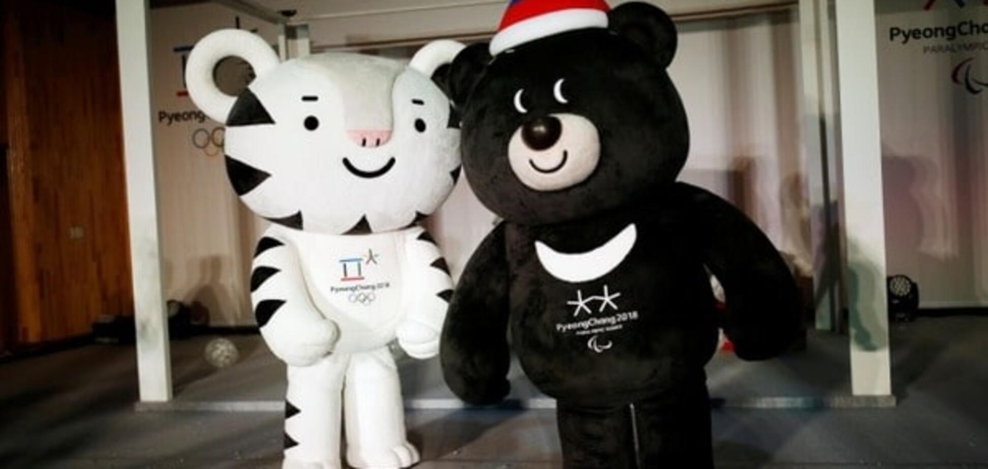 Талисманы зимних Олимпийских и Паралимпийских игр
