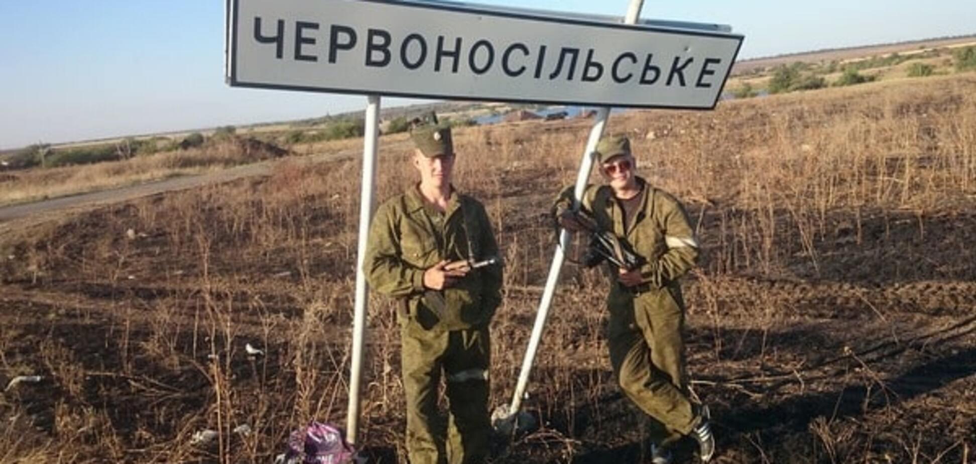 В сети показали российских танкистов, расстреливавших бойцов АТО под Иловайском