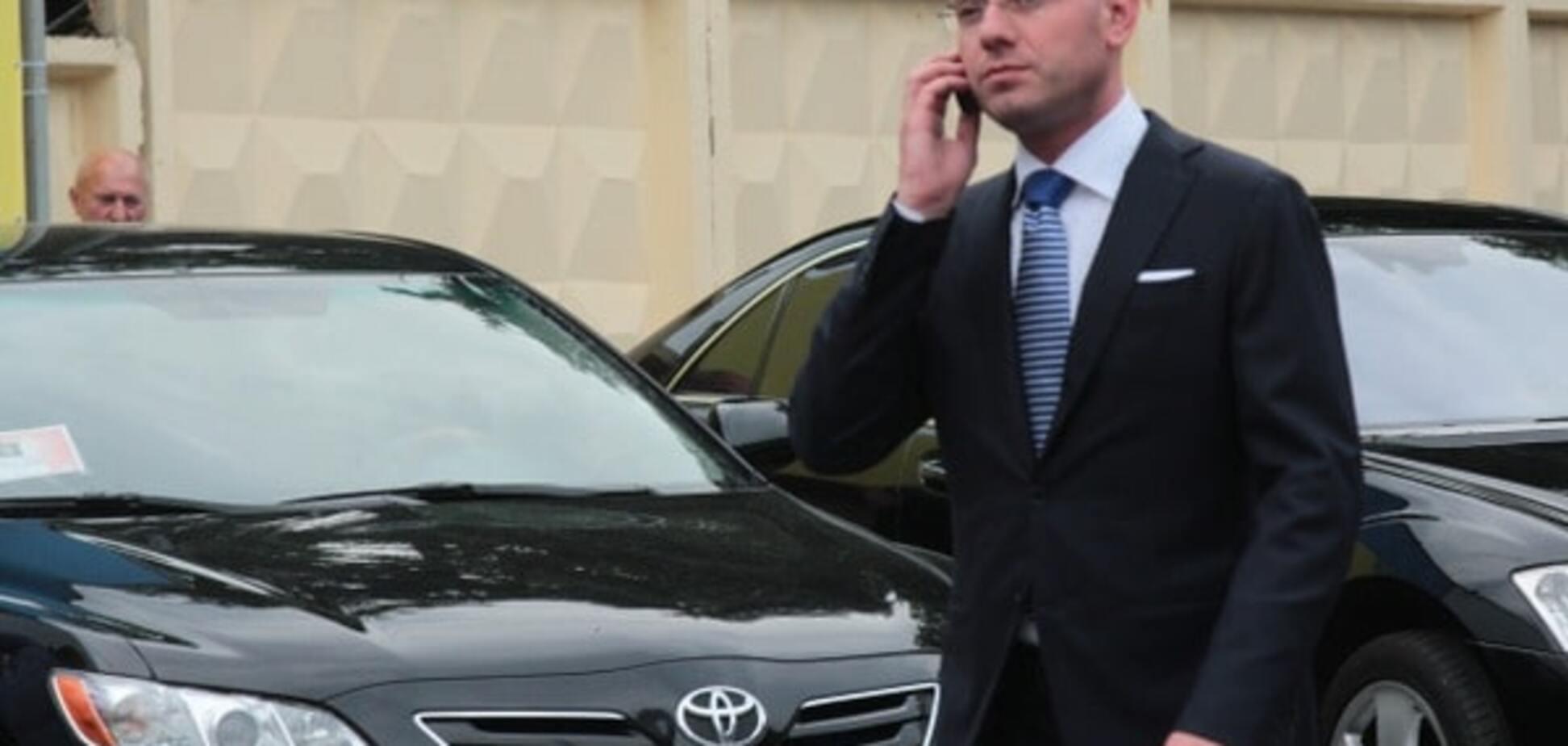Бывший зампредседателя правления НАК \'Нафтогаз Украины\'