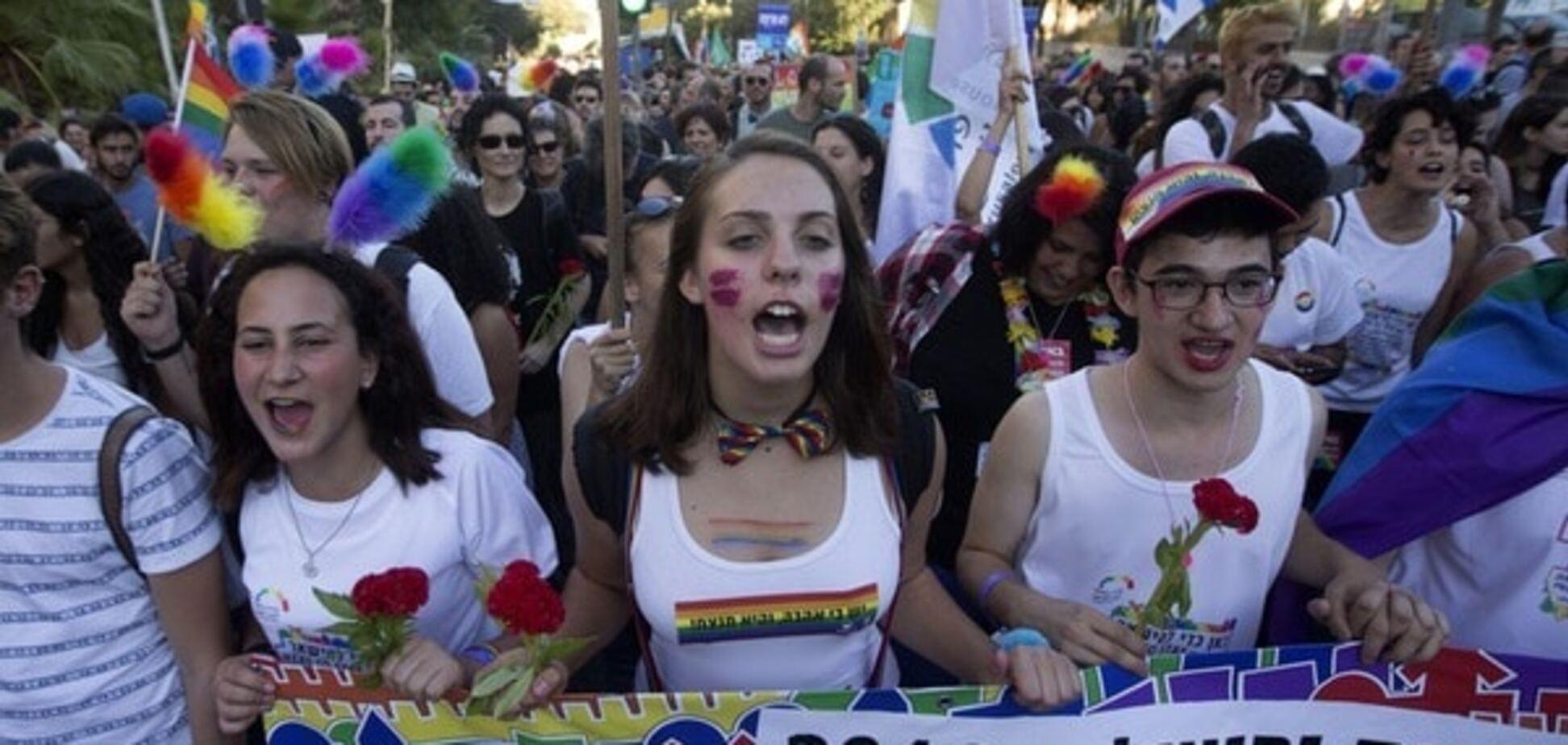 Гей-парад в Єрусалимі