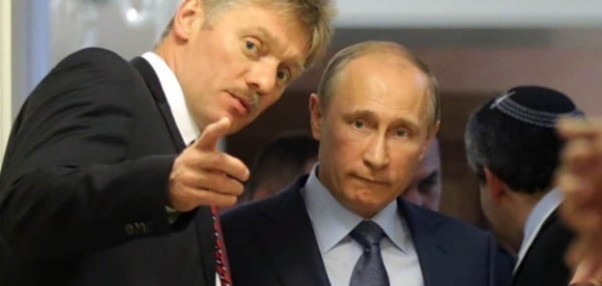 пресс-секретарь президента РФ