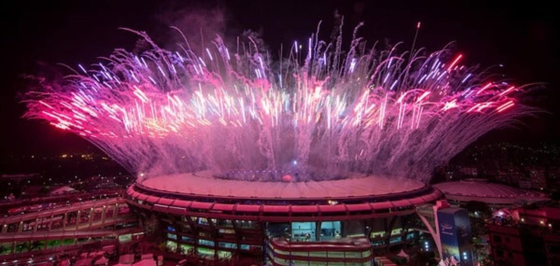 церемония открытия Олимпиалы 2016 онлайн