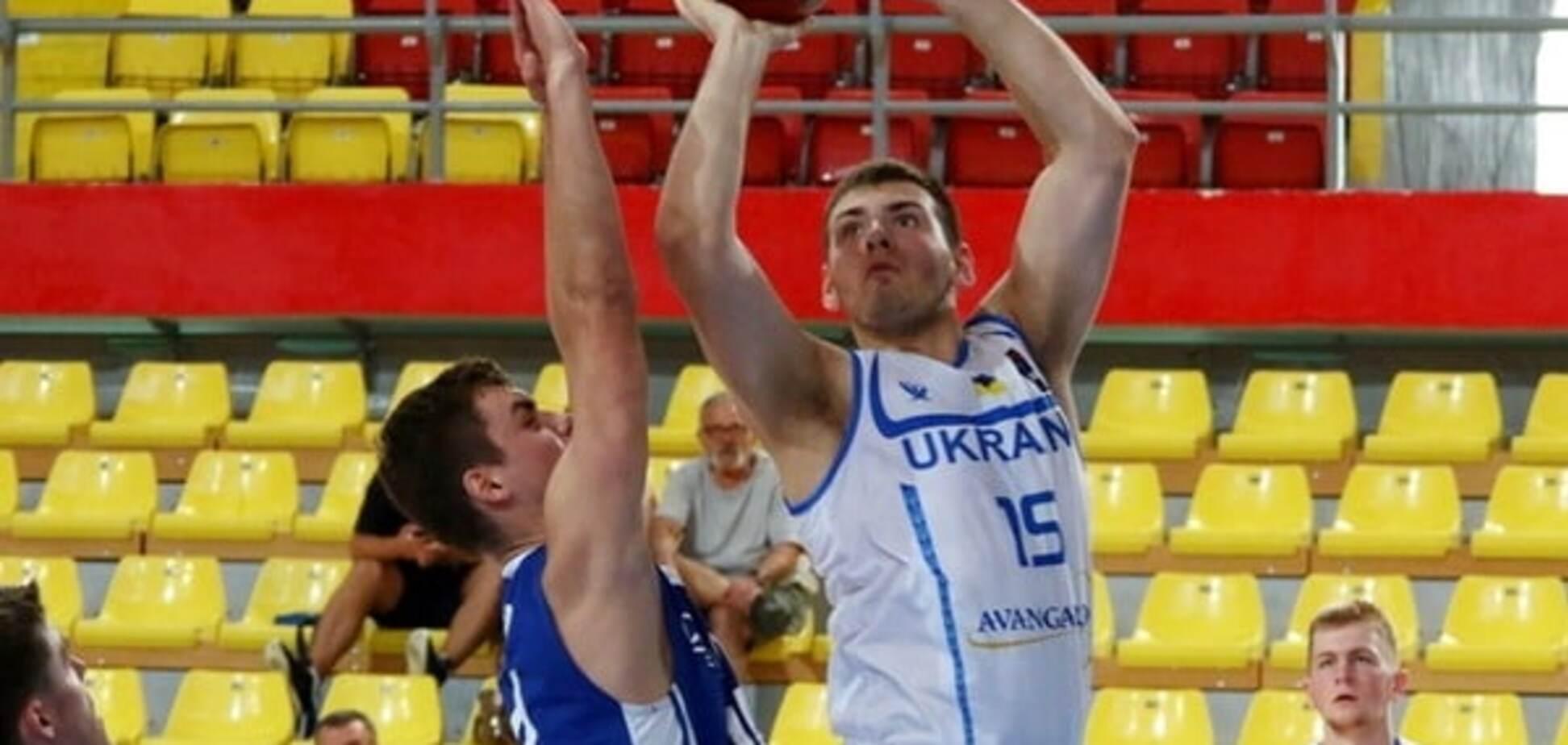 Украина вышла в финал Евробаскета и завоевала путевку в дивизион А