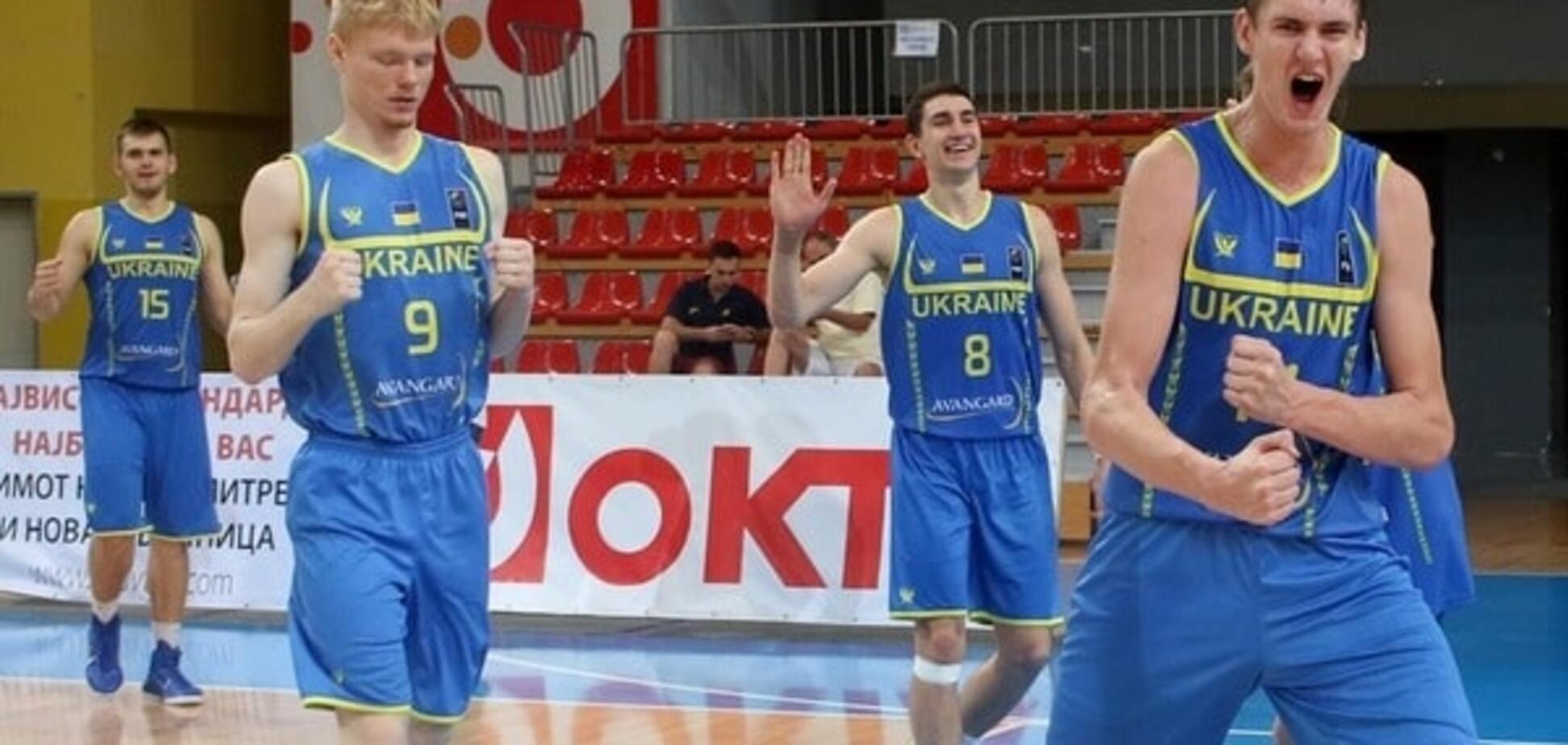 Чоловіча збірна України U-18