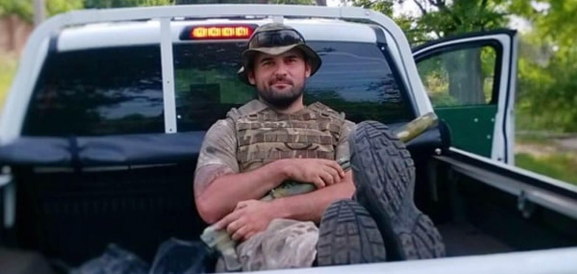 Родион Шовкошитный: за 10 месяцев на линии в меня ни разу не стрелял сепар, только свои