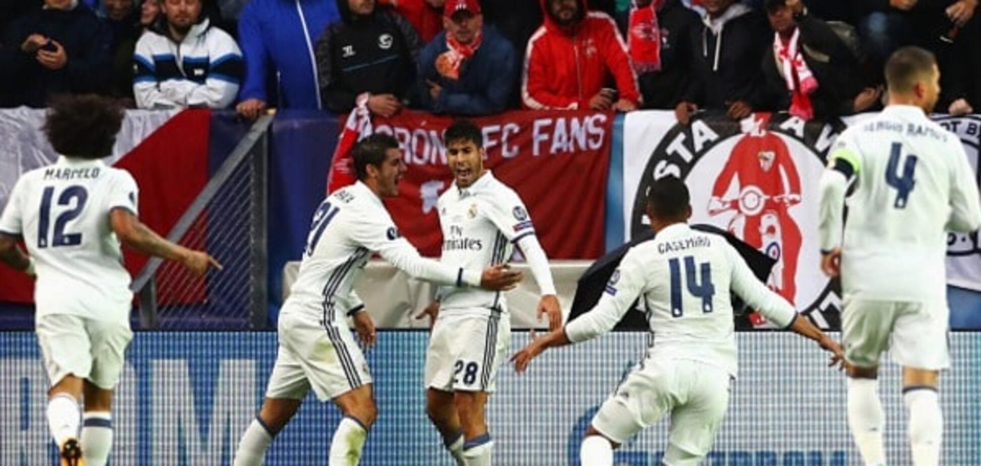 Коноплянка пенальти Реал