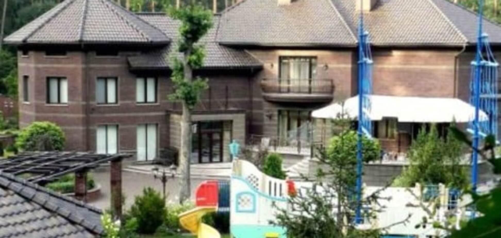 маєток Кузьміна