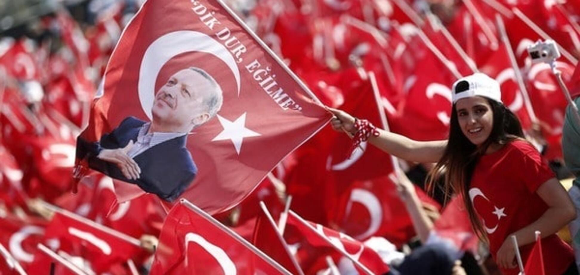Туреччина Ердоган