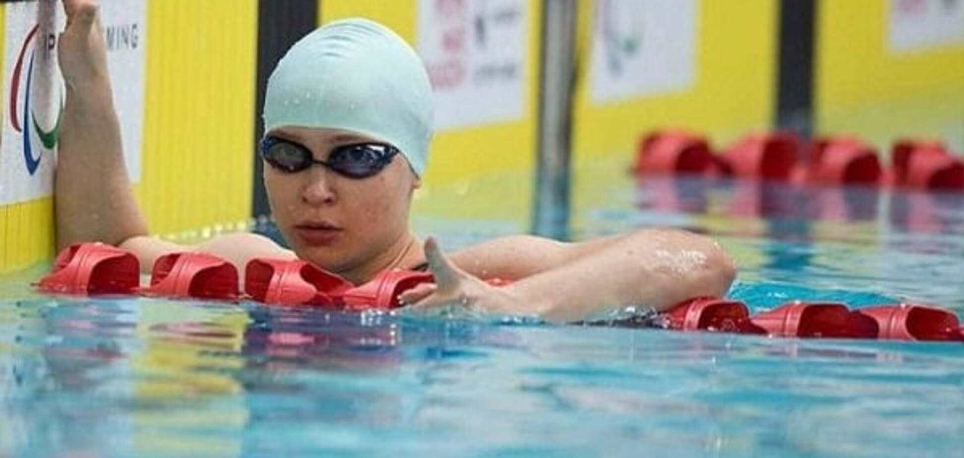 Украина с рекордом завоевала девятое 'золото' Паралимпиады