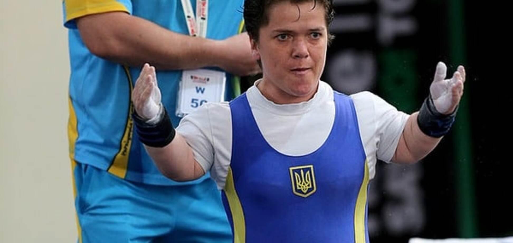 Украина завоевала 'золото' и два 'серебра' в третий день Паралимпиады-2016