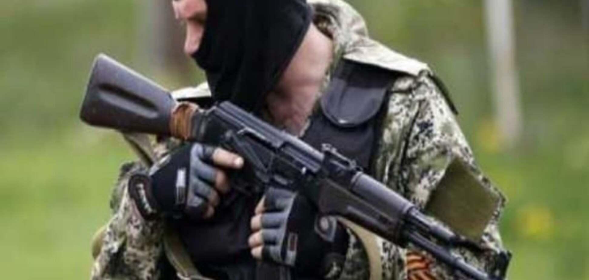 Участь у 'ДНР' перетворило на бомжа: на Донеччині терорист добровільно здався поліції