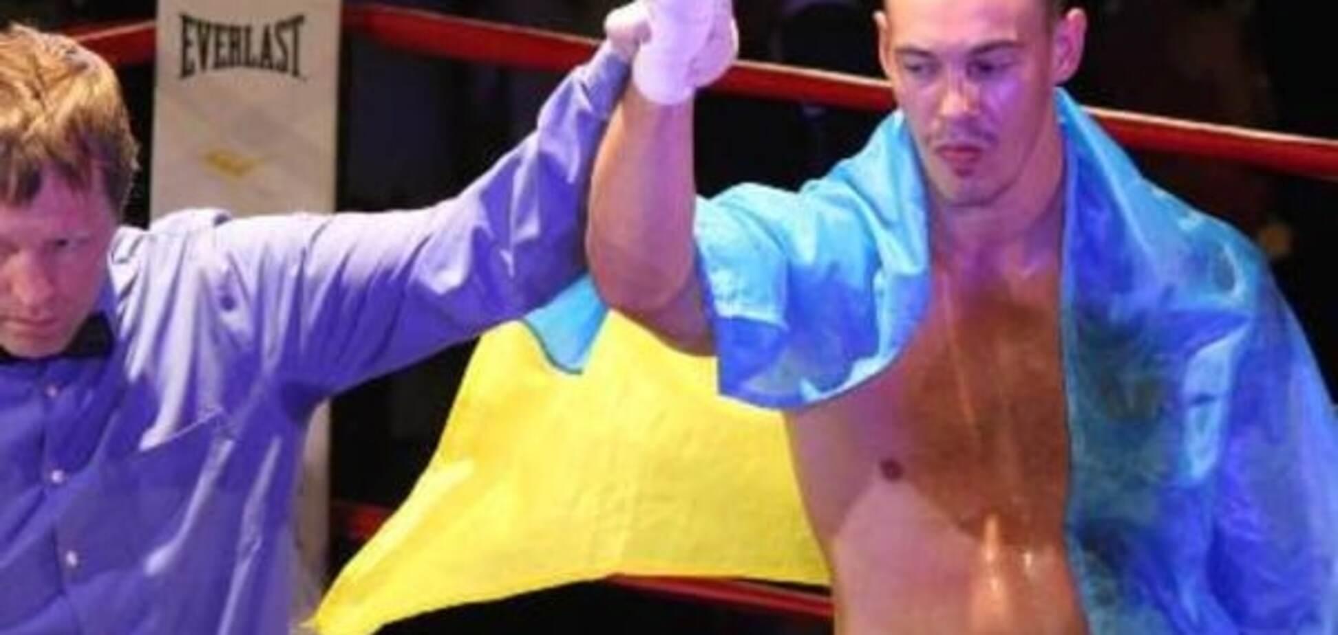 Перспективный украинский боксер добыл феерическую победу над известным мексиканцем