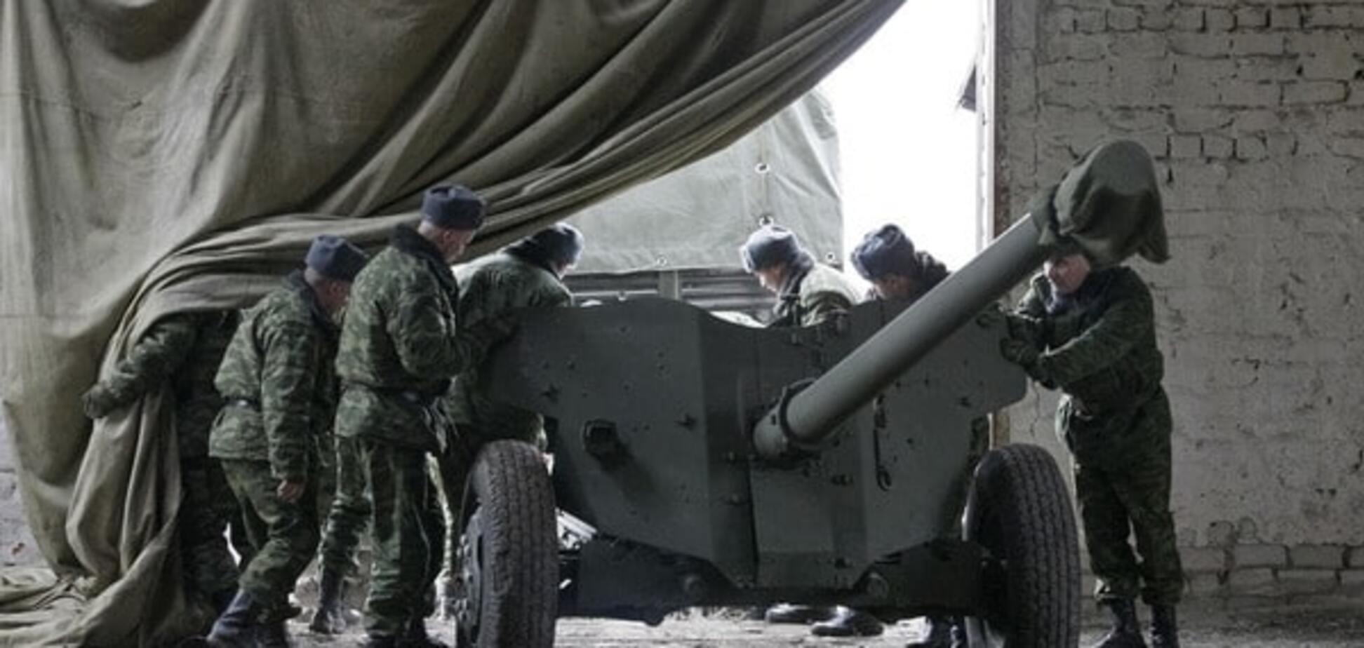 '5 платформ смерті': Росія надіслала солідний 'подарунок' Донбасу
