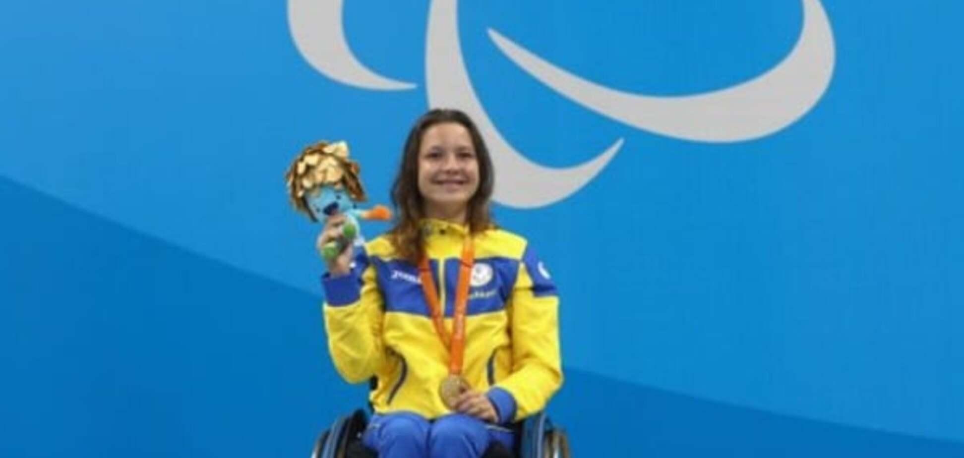 Украина с мировым рекордом завоевала три 'золота' на Паралимпиаде-2016