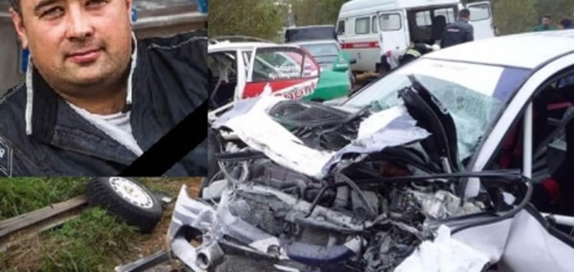 Чемпион России по ралли погиб, тестируя новый автомобиль