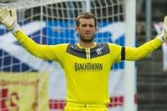 Трижды за 23 минуты: вратарь установил сумасшедшее достижение в чемпионате Шотландии - яркое видео